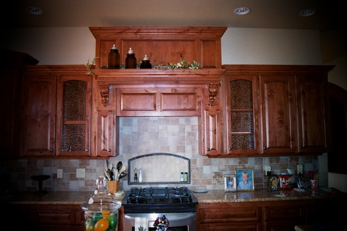 Home for Cedar kitchen cabinets